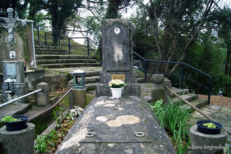 Семейная могила Петровичей и Лепешей
