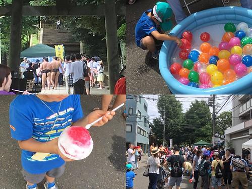 ちゃんこ鍋の会 2016.8.21