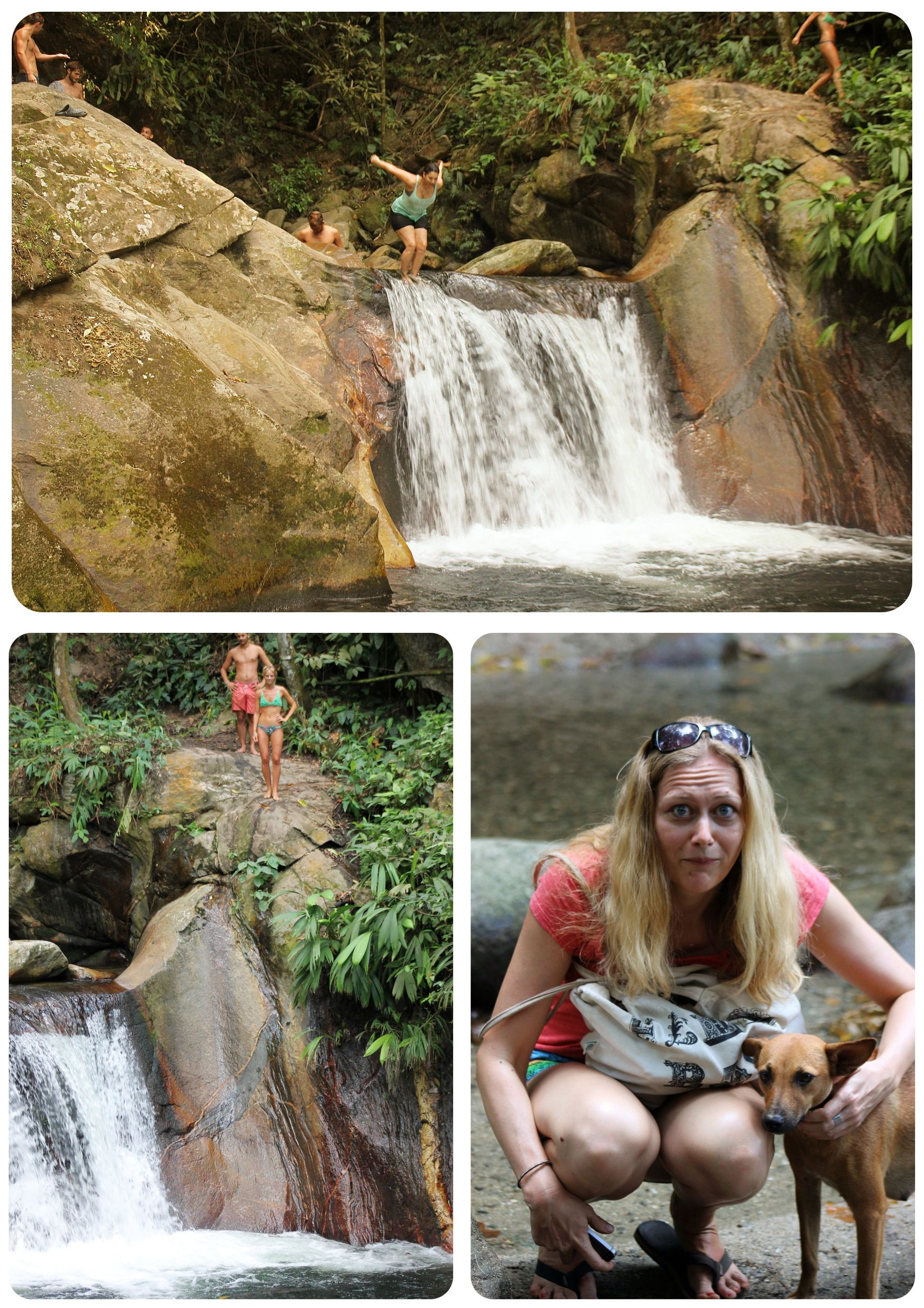 Minca Waterfalls