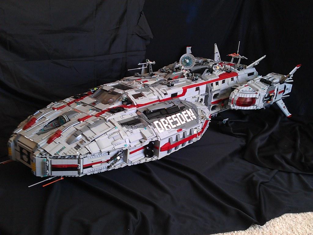 LEGO + Διάστημα! - Σελίδα 2 7682143314_6ea299927b_b