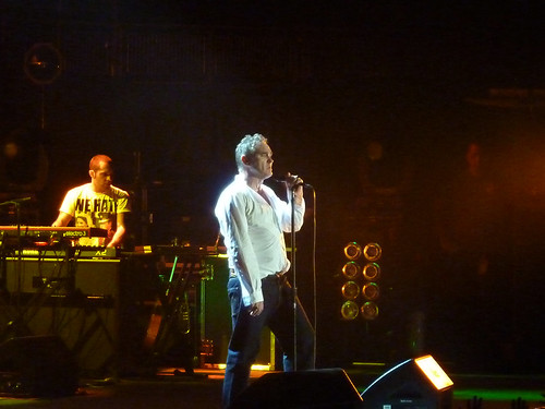 Morrissey in Manchester | by sabinebrenda