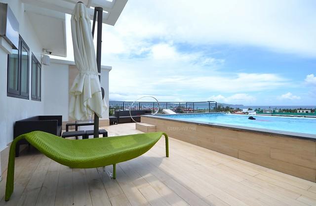 lime hotel boracay roof deck