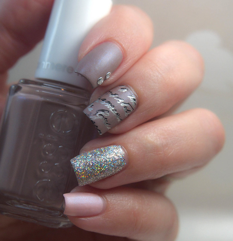 essie just stitched creative stamping