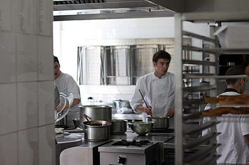 Jacques Genin's pastry kitchen | by David Lebovitz