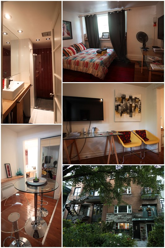 unterkunft montreal kanada stay in montreal apartment