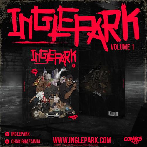 Mockup - INGLEPARK - Volume 1