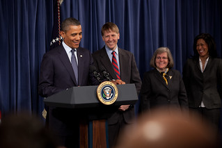 President Obama addresses CFPB employees | by Consumer Financial Protection Bureau