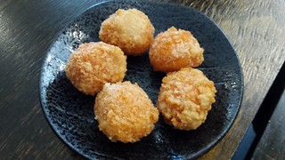 Sweet Potato Balls from Vegeme
