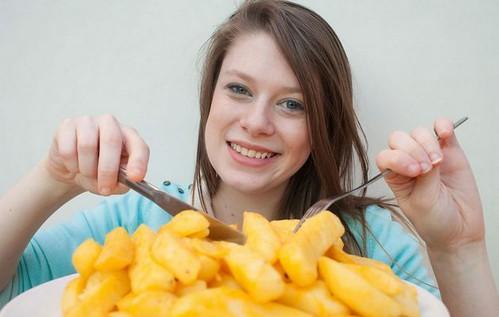 Щоб не мерзнути, їжтевосени картоплю