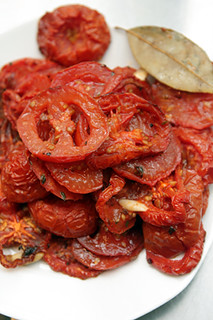 roasted tomatoes | by David Lebovitz