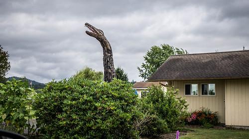 Driftwood Dinosaurs