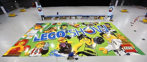 LEGO Show world record mosaic | by hmillington