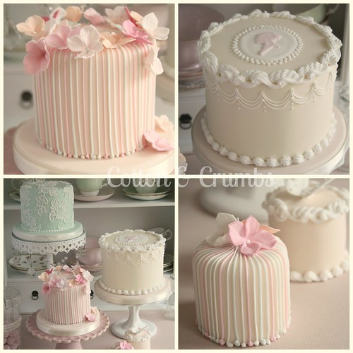 Zoe Clark royal icing course | by Cotton and Crumbs