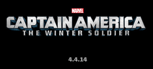 CAPTAIN AMERICA: THE WINTER SOLDIER logo | ©2012 Marvel Studios | by fbtb