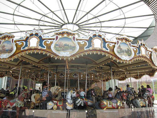 Jane's Carousel, DUMBO, Brooklyn. NYC. Nueva York