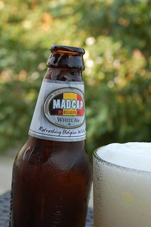 Madcap Belgian White Ale  - 06 | by Good Beer Guy