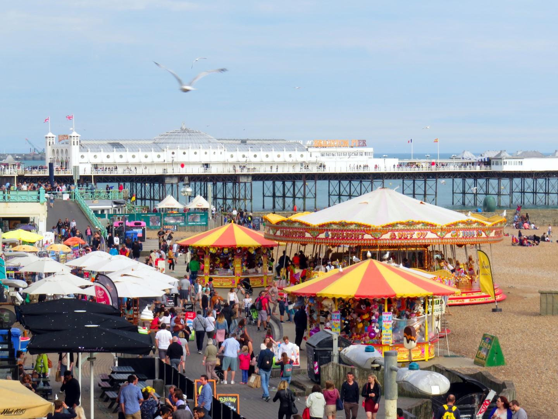 Brighton en Inglaterra brighton - 28793840402 c5aa3d35ec o - Brighton, la playa de Londres