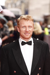 Kevin McKidd on the red carpet for the European premiere of Brave at the Festival Theatre | by Edinburgh International Film Festival