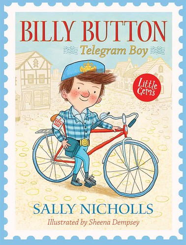 Sally Nicholls and Sheena Dempsey, Billy Button - Telegram Boy