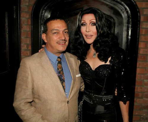 Anthony Rubio and Chad Michaels at Oasis Ali Forney Center | by Anthony Rubio Pet Fashion Designer