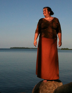 wrap skirt | by maya_mcd