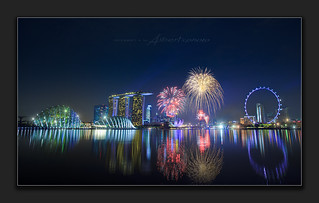 Singapore national day parade 2012 | by Albert Photo