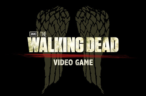 The Walking Dead Logo Black | by PlayStation.Blog