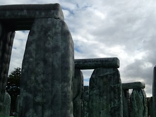 Jeremy Deller Sacrilege, Stonehenge in Southend | by michaela_freeman