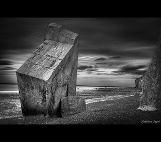 Normandie In Black&White 1/4 | by Matthieu Photographie
