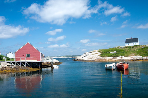 Peggy's Cove | by Andrea Schaffer