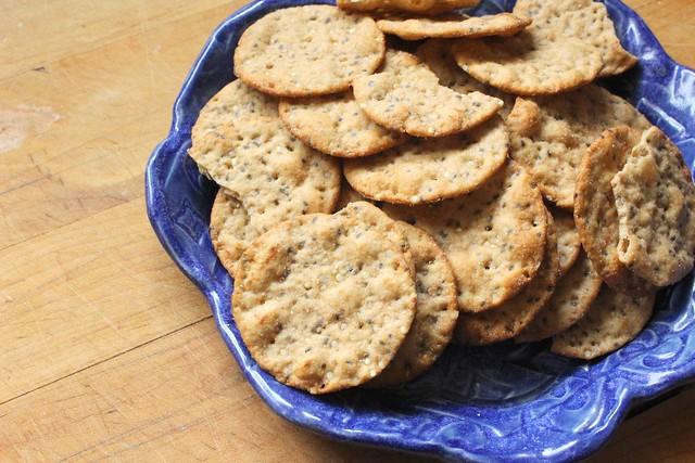President's Choice Chia & Quinoa Pita Crackers