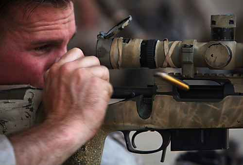Sight Picture | by United States Marine Corps Official Page