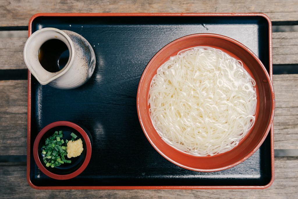 小豆島,素麵