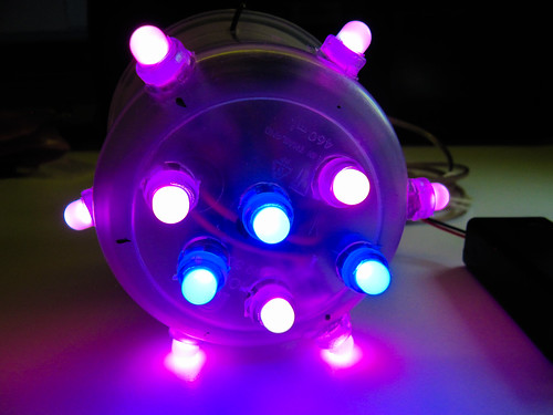 Programmable RGB LED Orb Tool Tutorial | by TxPilot
