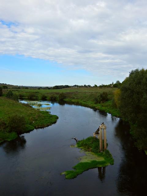 Река Дон в Тульской области | HoroshoGromko.ru