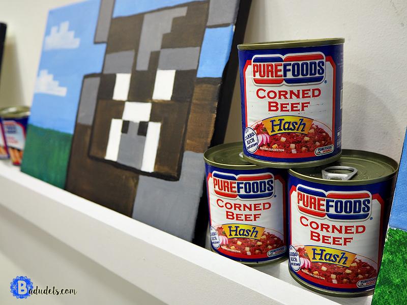 purefoods blue line