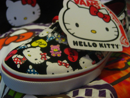 VANS x Hello Kitty | by helloitserica