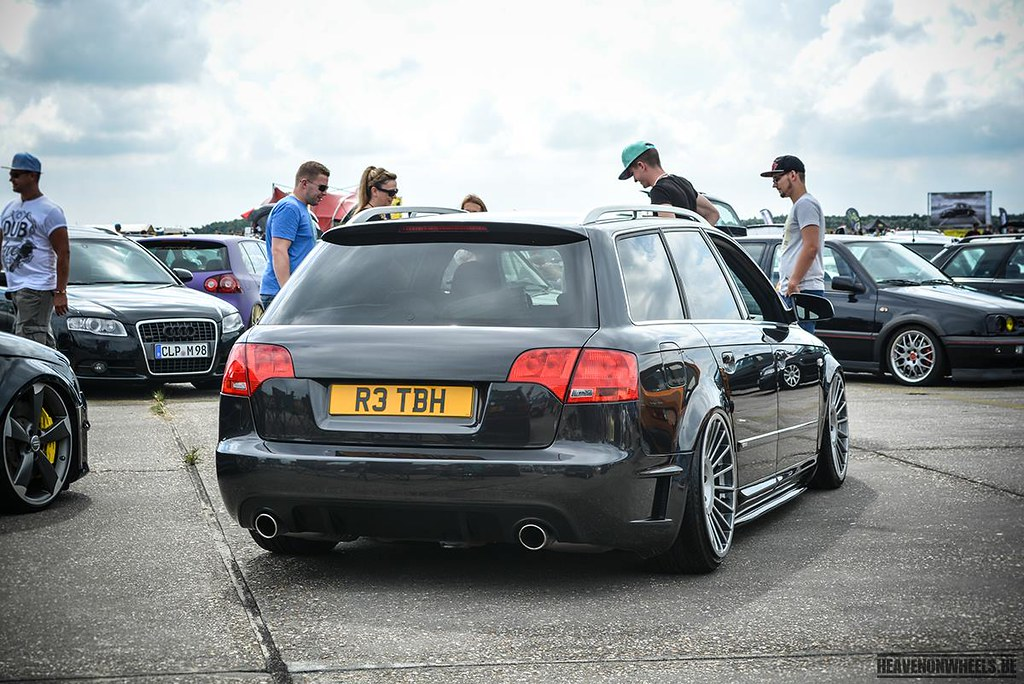 For Sale Audi A4 B7 Avant Custom Dtm Rear Bumper Audi Sport Net