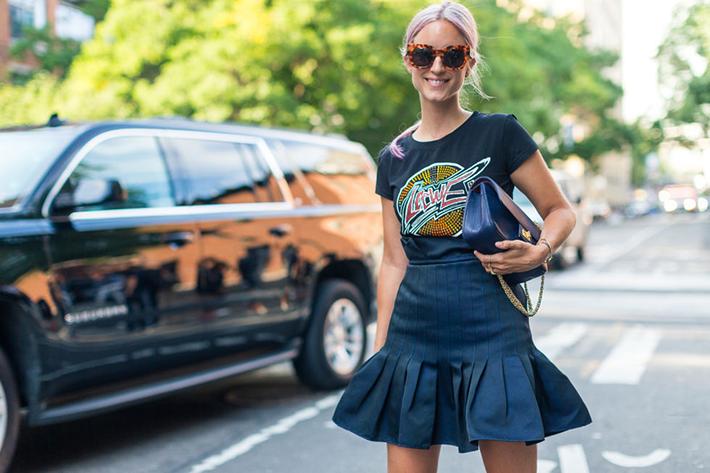 street style fashion week new york 1