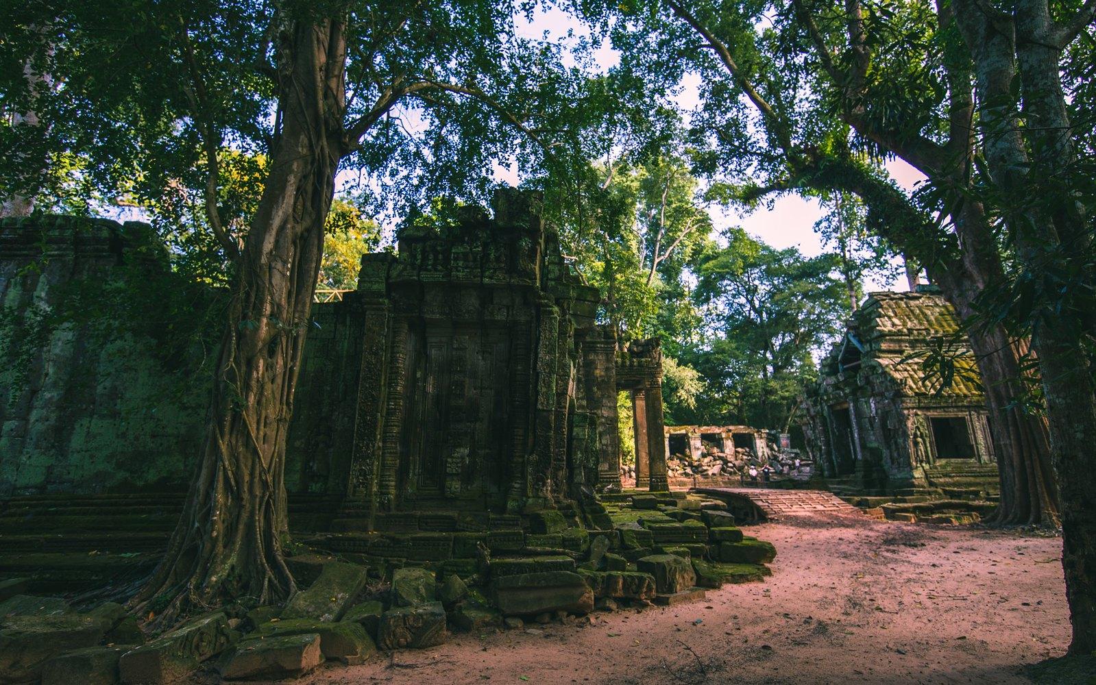 Angkor Wat etc.-7