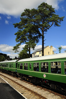 UK - Forest of Dean - Dean Forest Railway Carriages | by Darrell Godliman