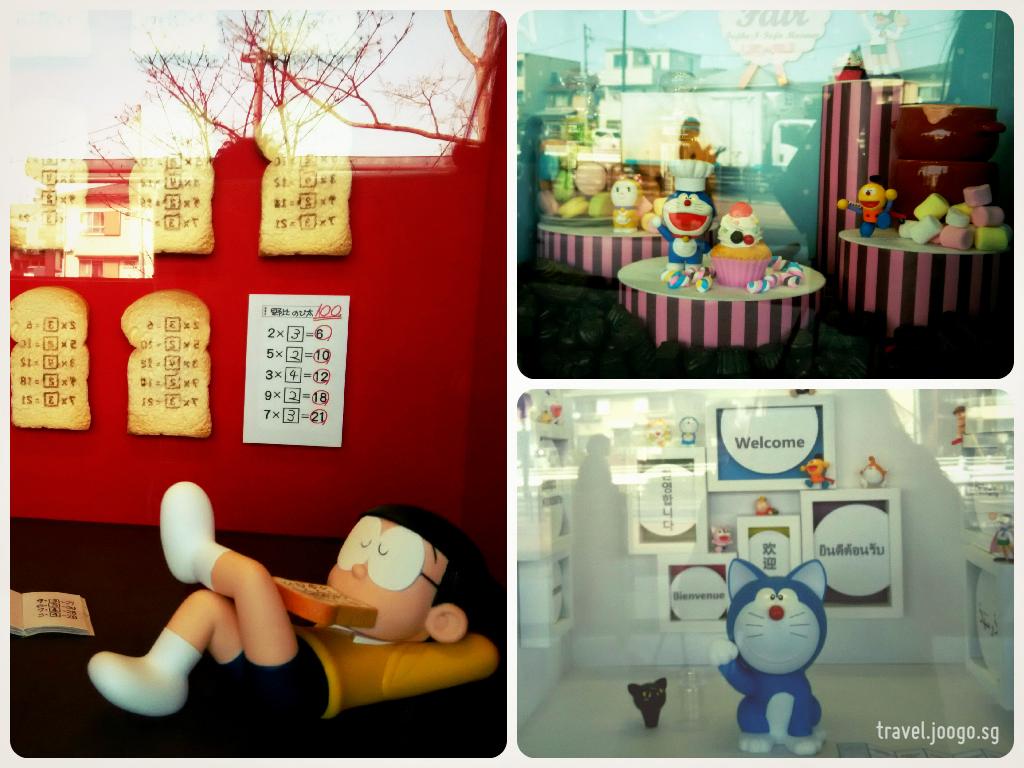 Fujiko Fujio Doraemon 4 - travel.joogo.sg