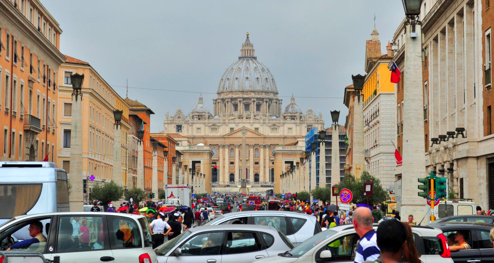 Cosas que ver gratis en Roma, Italia roma - 29916136106 efb28710f7 o - 21+1 Cosas que NO hacer en Roma, Italia