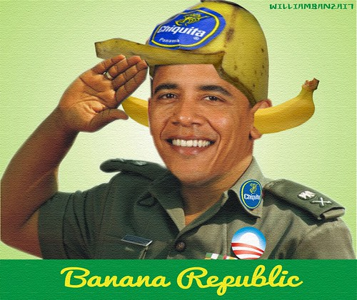 BANANA REPUBLIC w/Limerick | by WilliamBanzai7/Colonel Flick