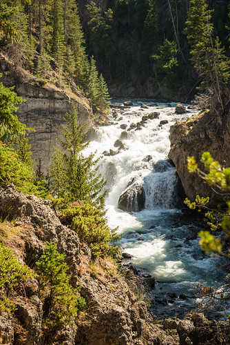 Firehole Falls | by rwarrin