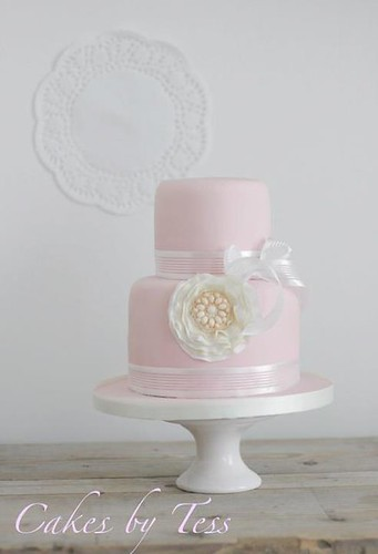 pretty in pink | by Cakes by Tessa