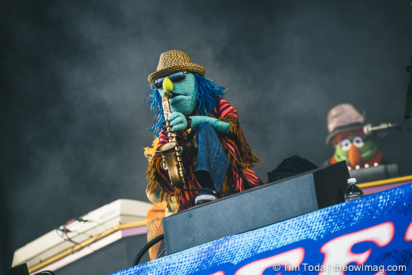 Dr. Teeth and the Electric Mayhem @ OSL 2016-2