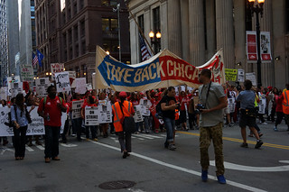 Chicago teachers demanding improvements to working conditions | by fussy onion
