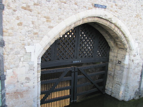 Most Nortorious Traitors' Gate Entrance | by supe2009