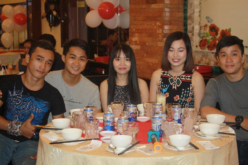 Sinh Nhật Nam Huynh 02/09/2016